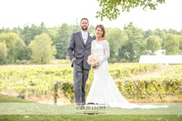 Sarah & Sal's Wedding at Flag Hill Winery 9.9.16 Social