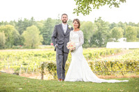 Sarah & Sal's Wedding at Flag Hill Winery 9.9.16